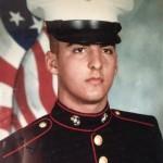 Todd Hattaway (Husband), US Marine Corps