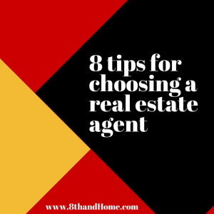 How to choose a real estate agent Keller Williams Reston