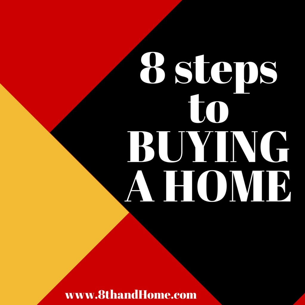 8 Steps to Home Buying Naomi Hattaway