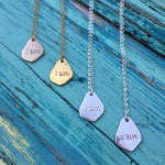 I am sea glass jewelry Talula Bea