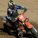 Sue McCarron, Motocross
