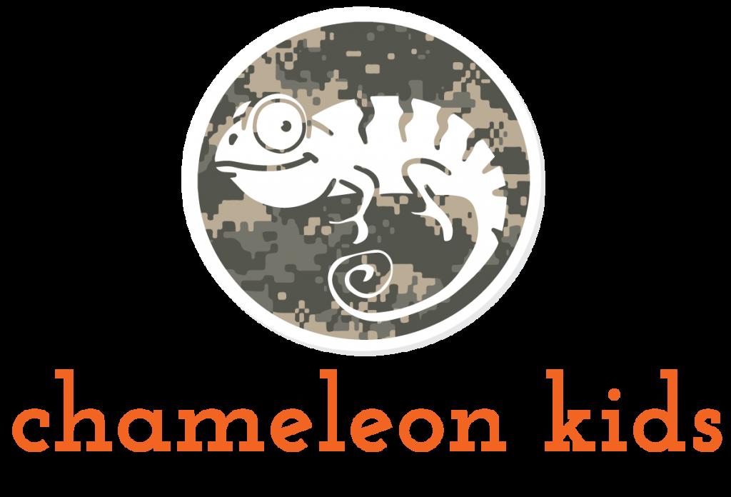 Chameleon Kids Military Kids' Life