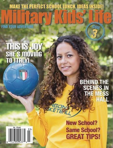Military Kids Magazine