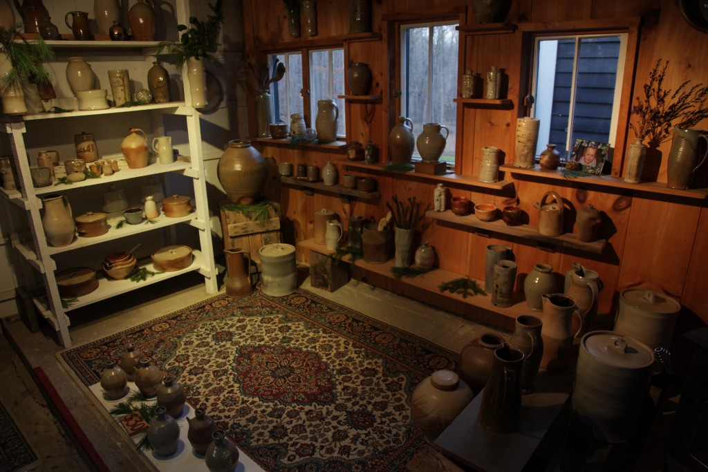 Shawn Grove Wood Fired Pottery