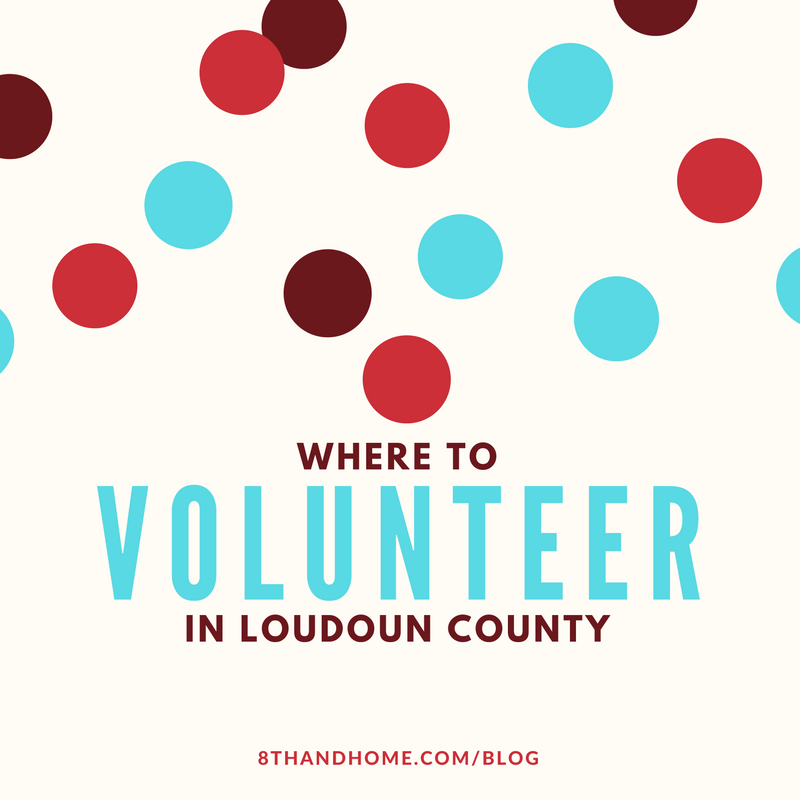where to volunteer in loudoun county