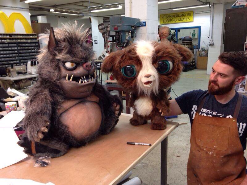 monster puppets - Puppet Design London