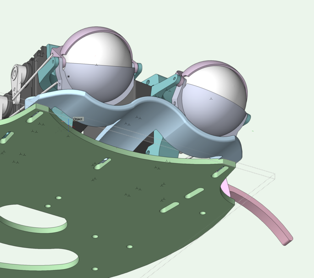 Animatronic design