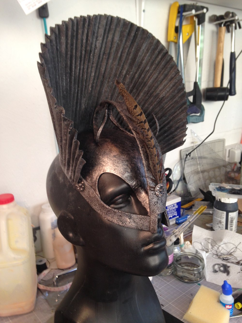 mask designers london