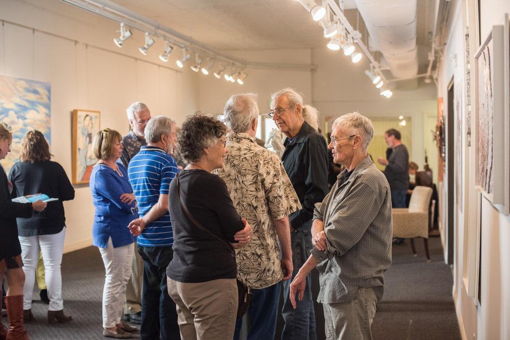 Fenix Gallery Opening