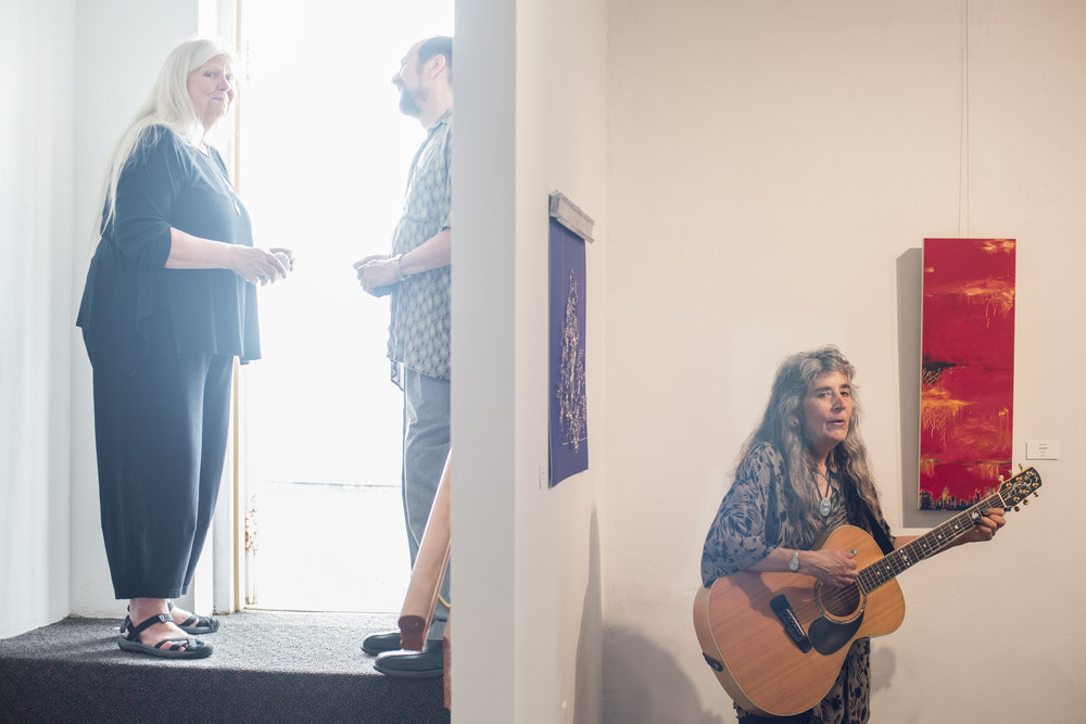 Fenix Gallery Grand Opening