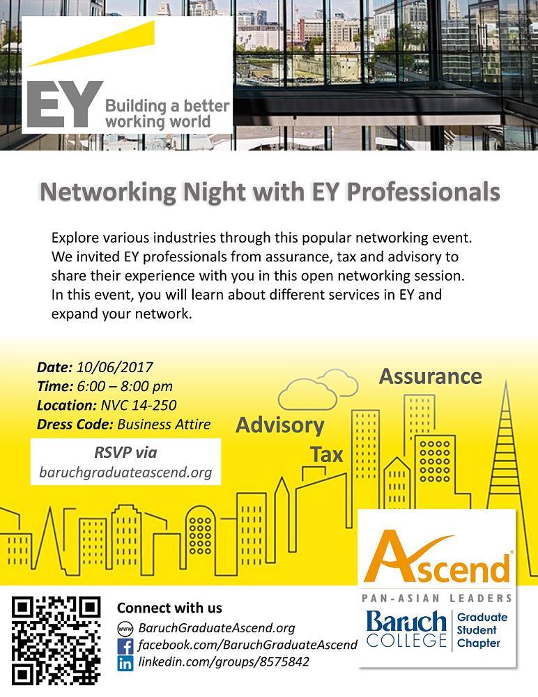 93cf8b822df EY Networking Night — Baruch Graduate Ascend