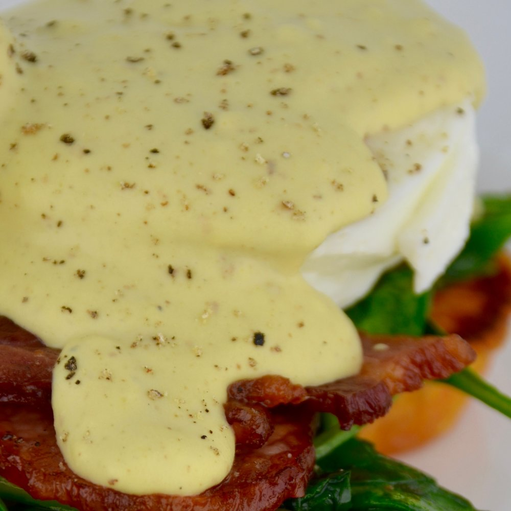 Cashew Hollandaise