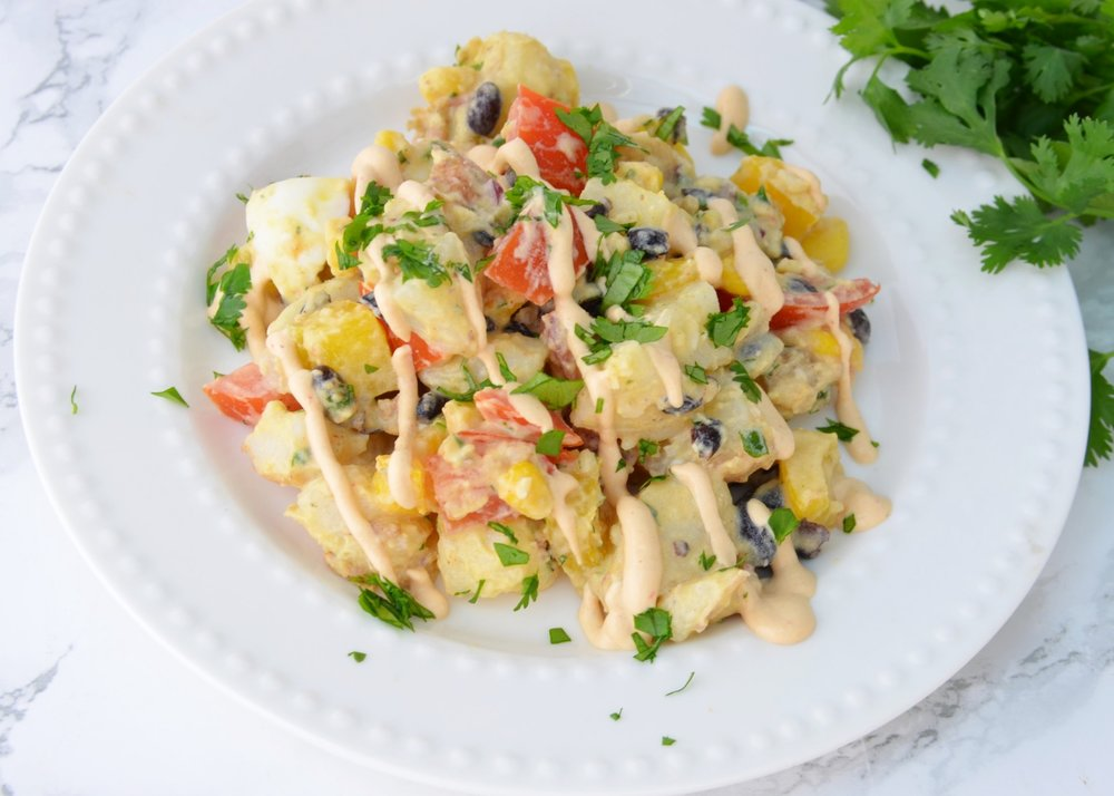 DF/GF Potato Salad