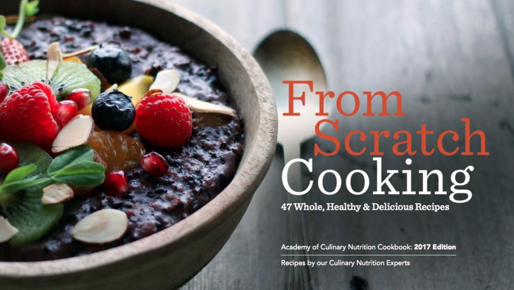 From Scratch Cookbook, ACN