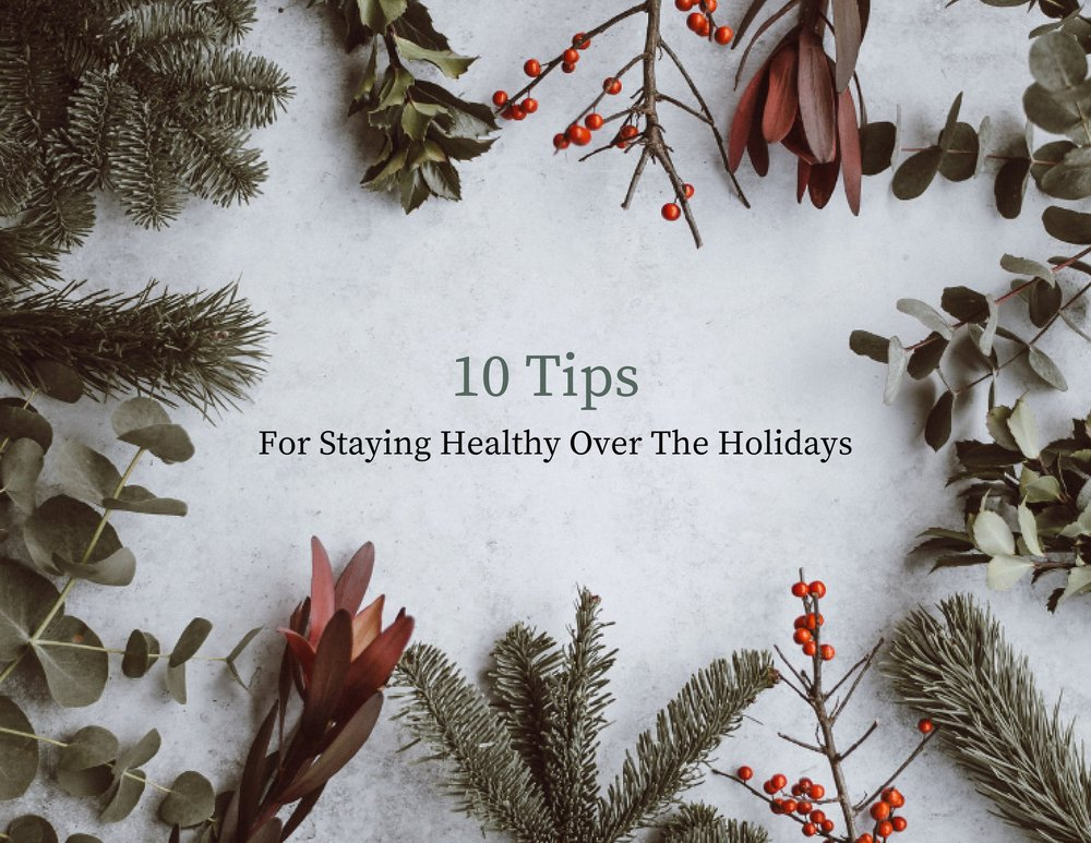 Healthy Over The Holidays