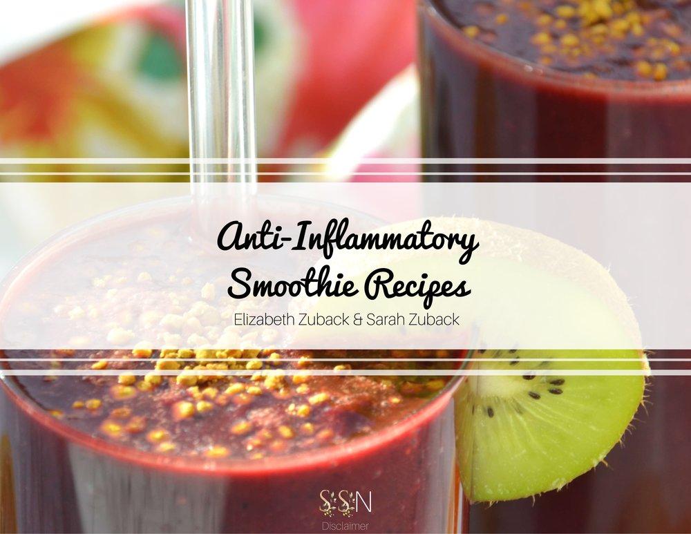 Anti-Inflammatory Smoothie Recipes