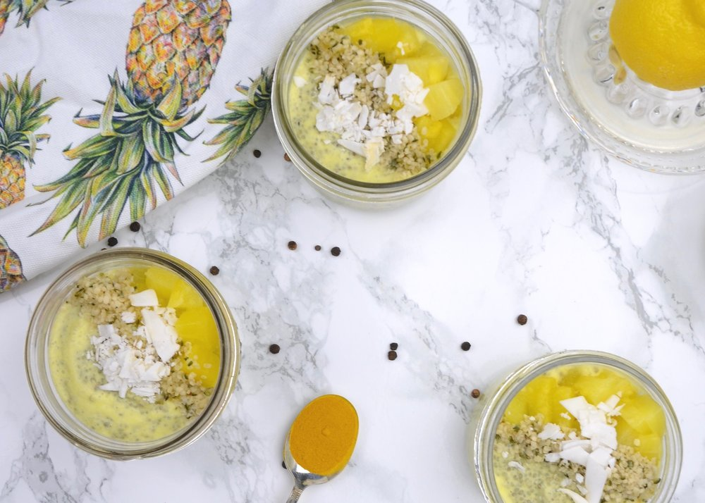Pineapple+Chia+Pudding