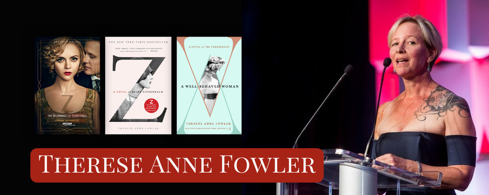 THERESE ANNE FOWLER  |  A Well Behaved Woman