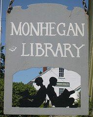 Monhegan Memorial Library