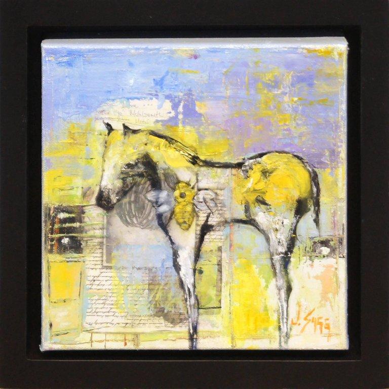 Janice Sugg: Untitled Horse (Undated)