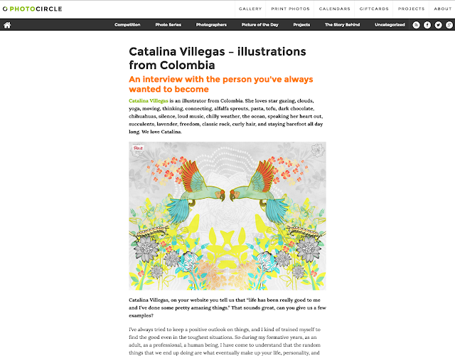Photocircle Interview - All the way from Germany! — Catalina