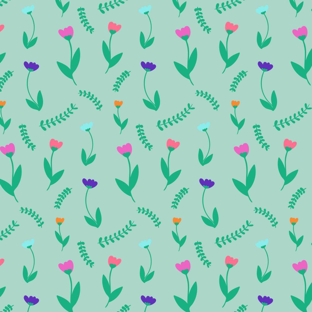 Spring Flowers (Green Tulips).jpg