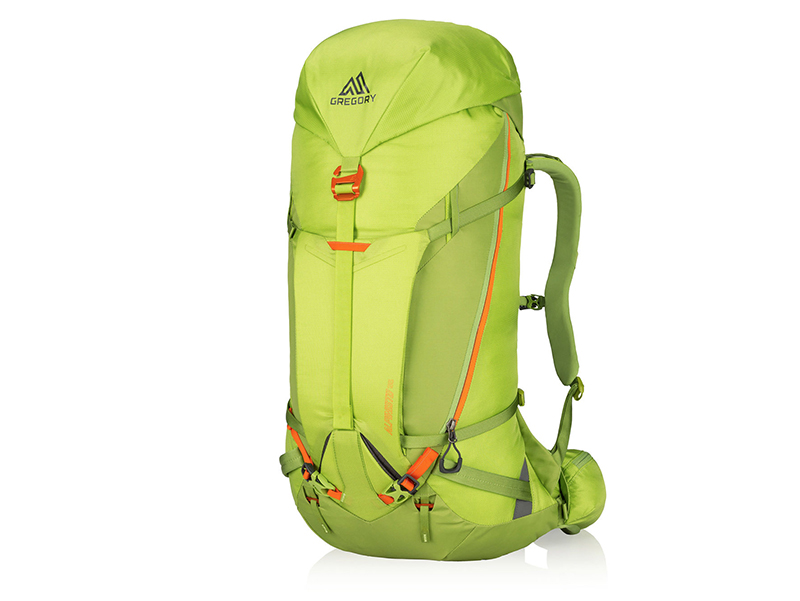 Gregory - Take this climbing-specific Gregory Alpinisto 35L pack for your next alpine mission. Retail: $260