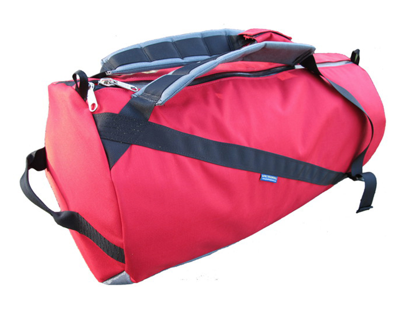Alpine Threadworks - Pack all the things you need for your next big adventure with this locally made 75L duffle. Retail: $190