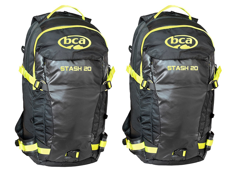 K2 Backcountry Access - Get into the backcountry with the Stash 20 pack, which includes a shovel and probe! Retail: $280 (each)