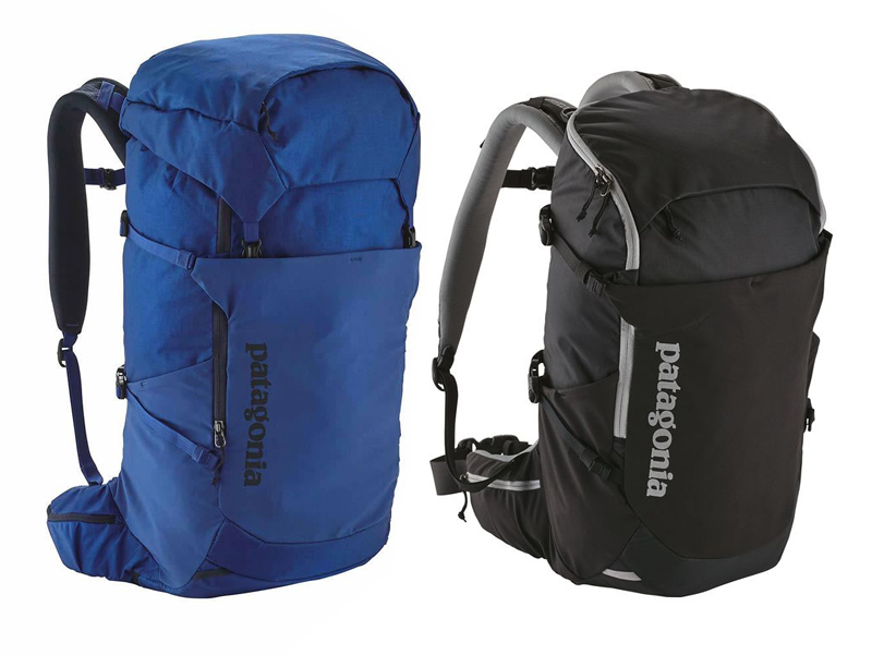Patagonia Banff - Pack everything you need for a day in the mountains with these Nine Trails packs. Retail: $340