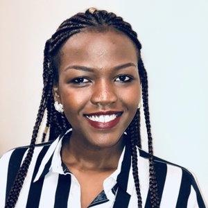 Edna Akimana  Student Delegate  Portland, Maine, USA & Bujumbura Burundi