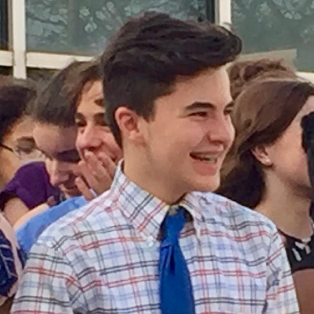 Calvin Sears  Student Delegate  Ypsilanti, Michigan, USA