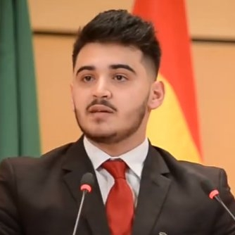 Kenan Mirou  Student Delegate  Damascus, Syria