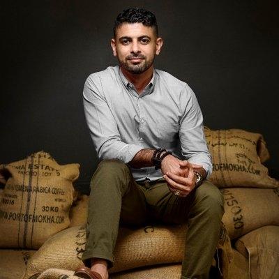 Mokhtar Alkhanshali  Guest Speaker