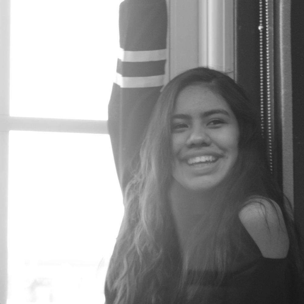 Esperanza Rivera  Student Delegate  Chicago, Illinois, USA