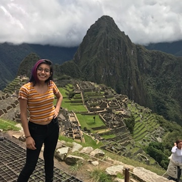 Vanessa Ramon-Ibarra  Student Delegate  Washington, DC, USA