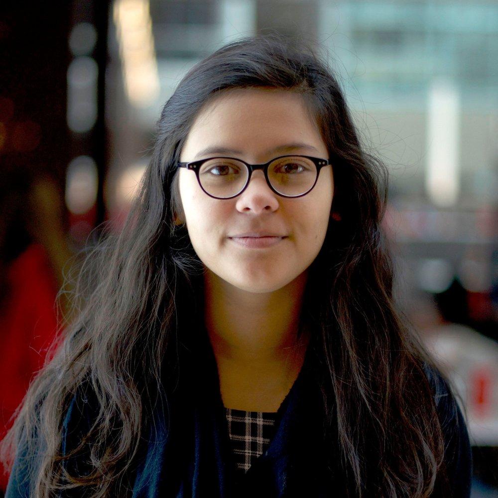 Daphne Constantinides  Student Delegate  Cincinnati, Ohio, USA