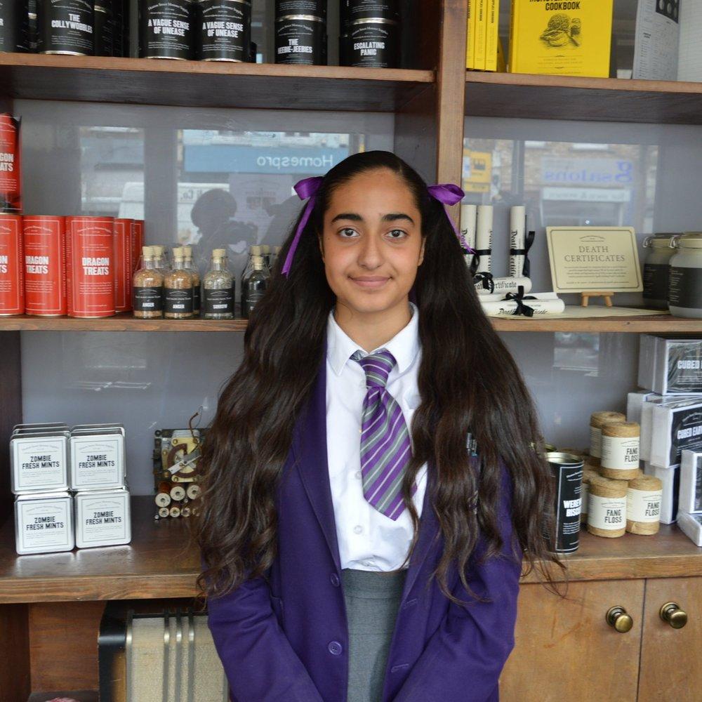 Marwa Samimy  Student Delegate  London, England