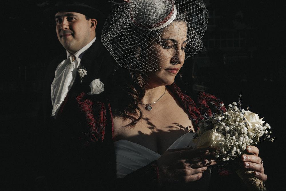 Boda steampunk en zarauz guipuzcoa fotografos de boda donosti