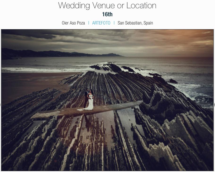 premio ispwp fotografo de bodas premiado fotos de boda premio