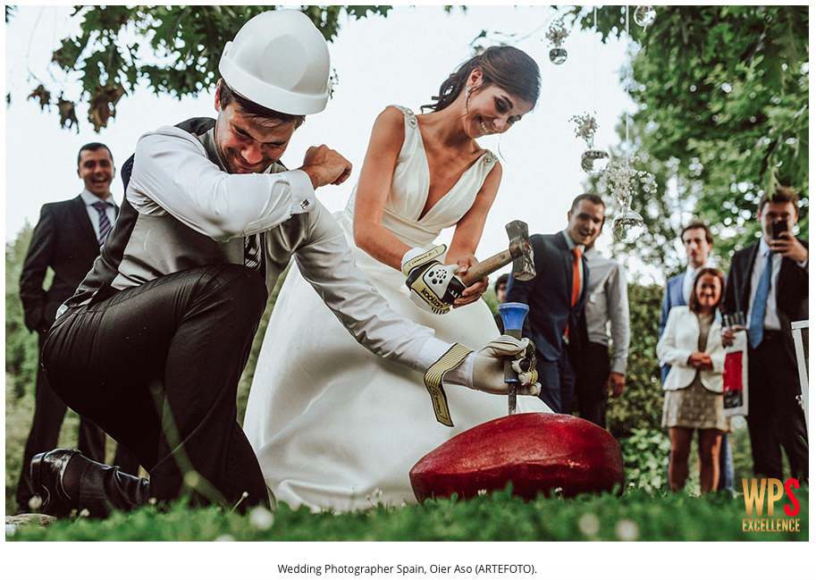 premio mejor fotografia año wedding photography award destination wedding photography