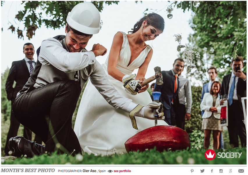 Wedding photographer society Awards - August 2016 Destination wedding photographer san sebastian gipuzkoa donosti fotógrafo de bodas fotografía de bodas 3