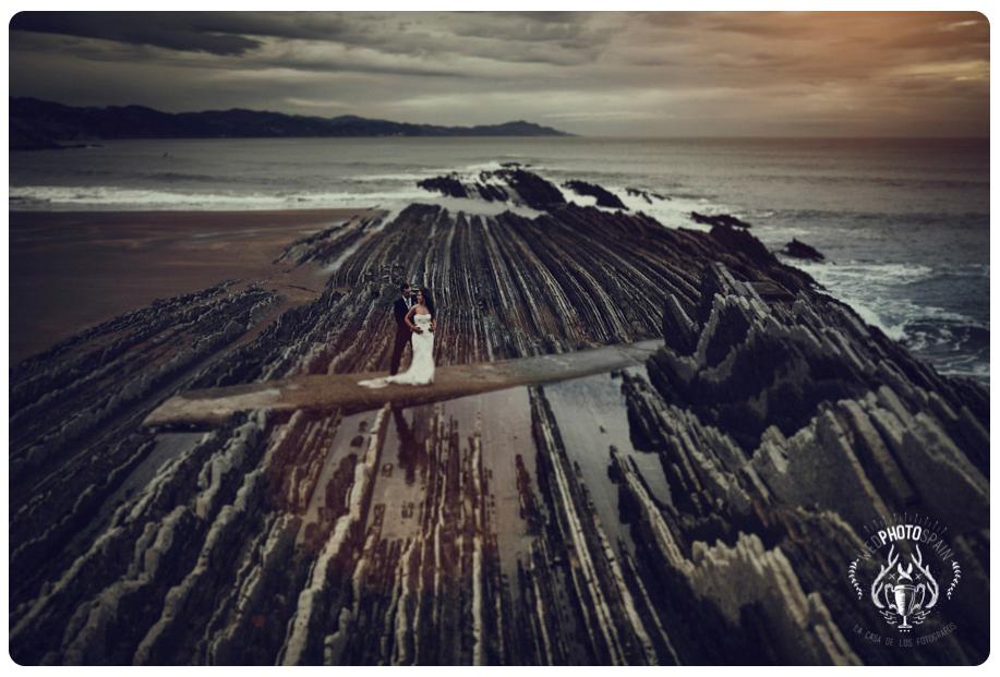 Premio fotografia de bodas gipuzkoa mejor fotografo bodas san sebastian
