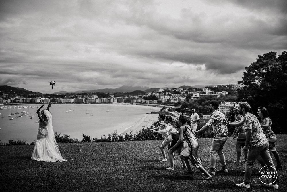 Mejor fotografía san sebastian fotografo de bodas