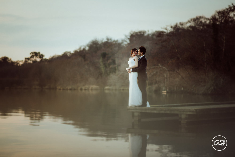 Las landes wedding photographer