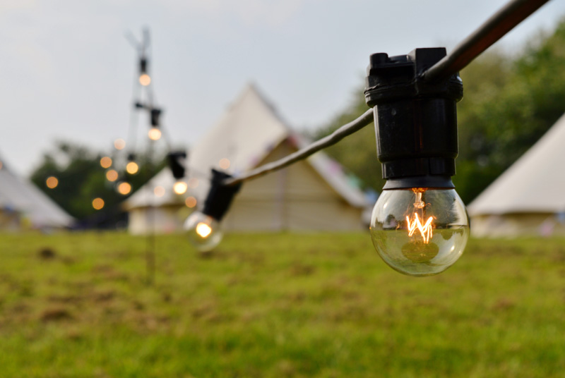 Festoons: 10m, 0.5m Spacing    Festoon string lights are simple and effective ways for lighting dark areas and pathways, decorating wedding venues or site lighting at festivals.