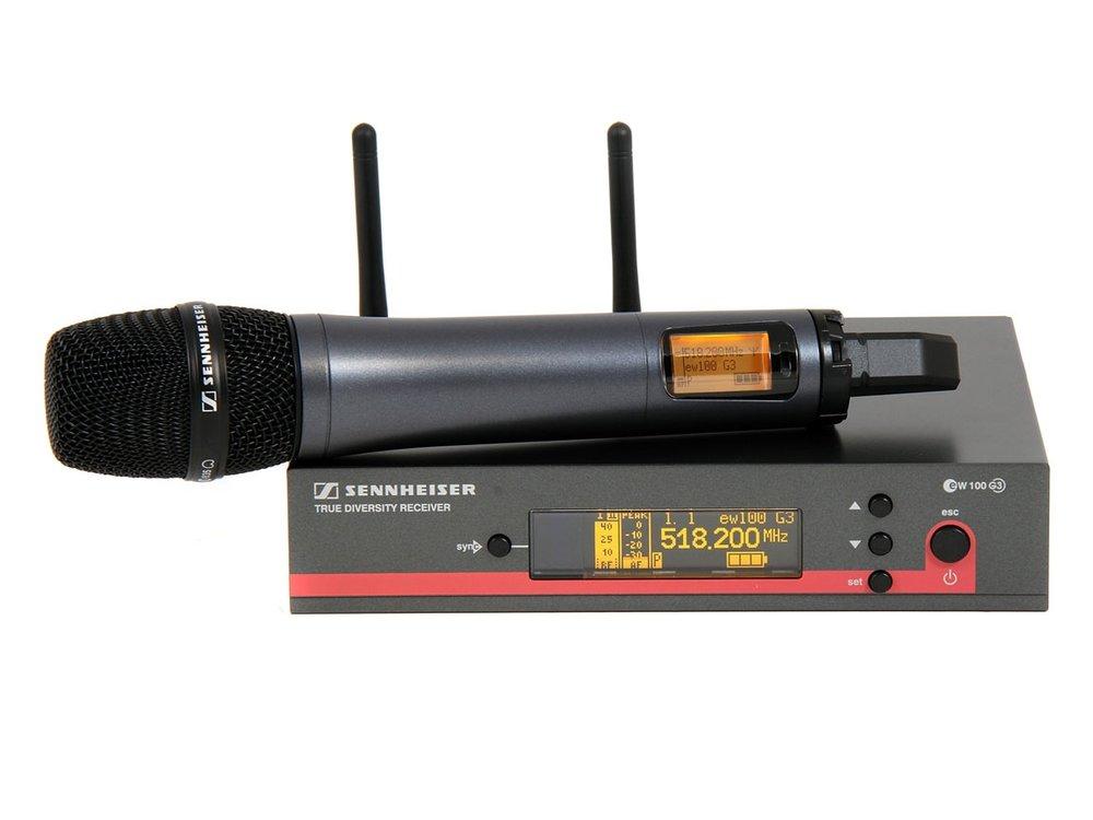 Sennheiser EW145 G3 Handheld System