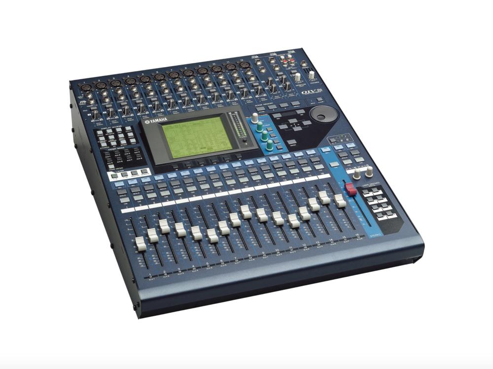 Yamaha 01v96VCM Mixing Console