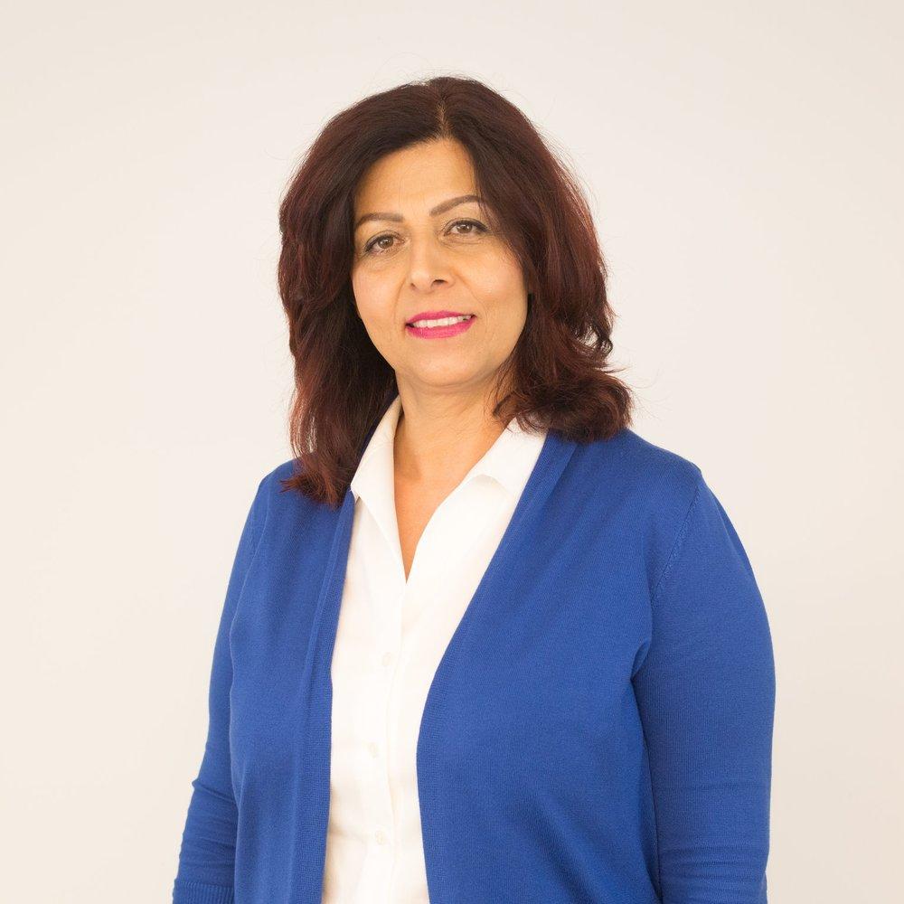 KARMEN OSHANANI  Administrative Assistant