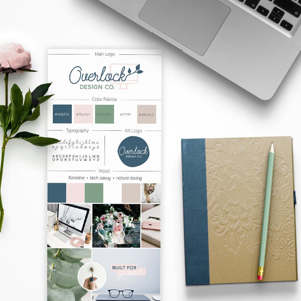 Creative Business Brand Design
